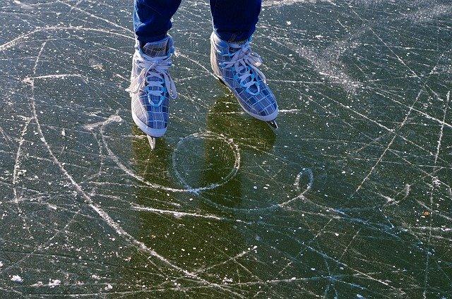 Ausflug zur Eisbahn nach Marburg – Schlittschuhfahrt der Landgräfin-Elisabeth-Schule